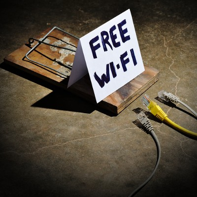 Are You Exposing Your Data by Using Public Wi-Fi?